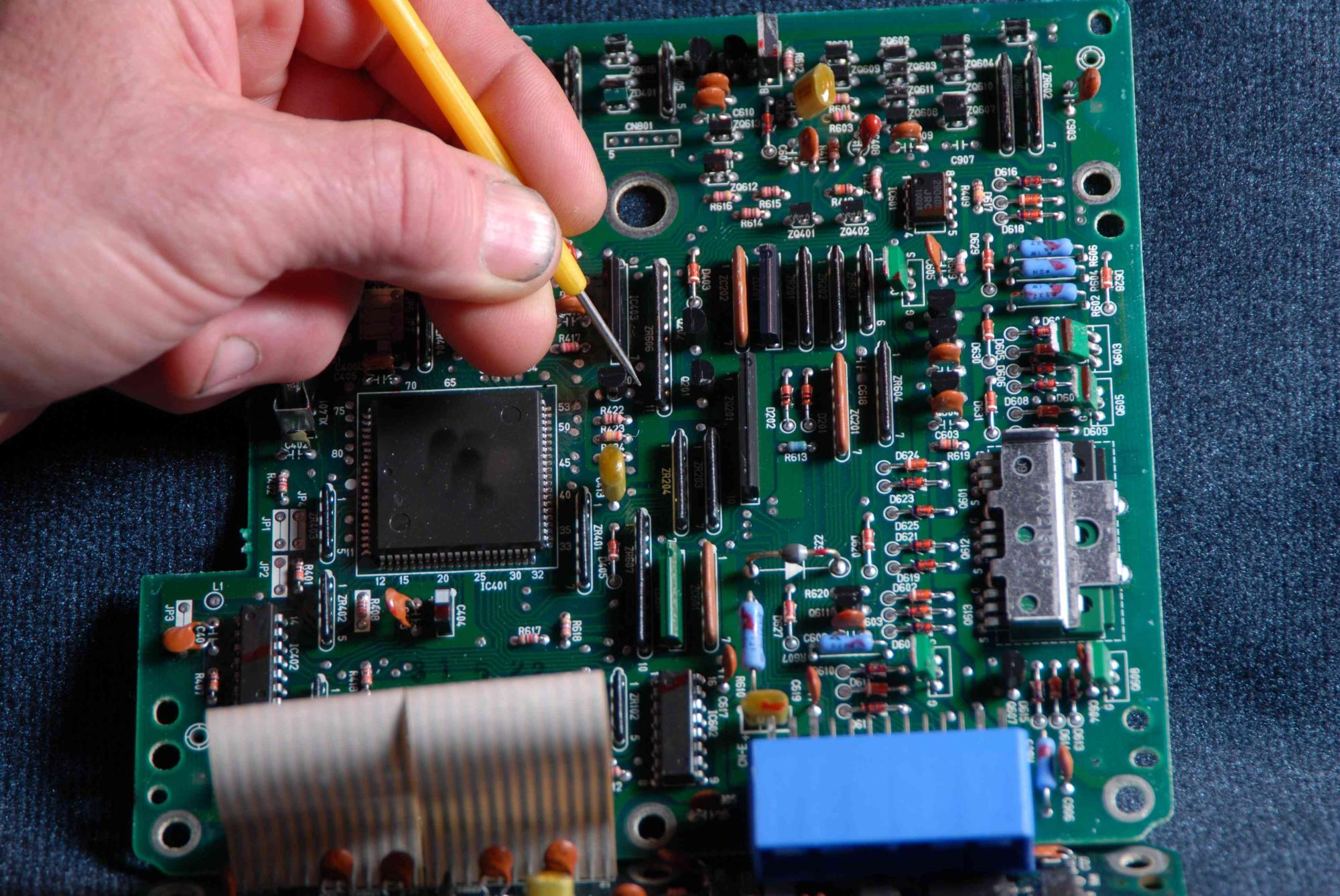 Manufacturers Rep Services Electronic Circuit Board Repair Field Service About Our Company